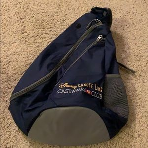 Disney Cruise Line DCL Castaway Club Bag